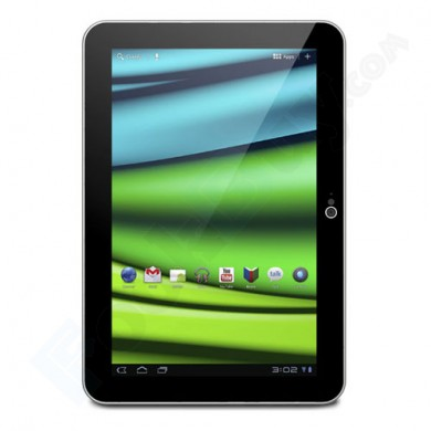 """Toshiba Excite AT205-T16I 10.1"""" LED 16 GB Slate Capacitive Multi-touch Android Wi-Fi Tablet PC"""