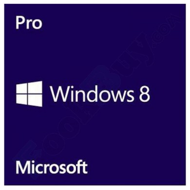 Microsoft FQC-05920 Windows 8 Pro 32-Bit Operating System Software - OEM