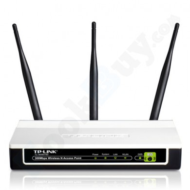 TP-LINK TL-WA901ND Wireless N Access Point Up to 300Mbps Support AP, Client, Repeater, Bridge