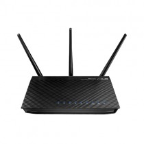 Asus RT-N66U Dual-Band Wireless-N900 IEEE 802.11a/b/g/n Gigabit Router Up to 450Mbps - DD-WRT support