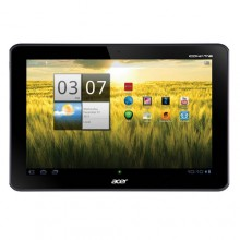 "Acer Iconia Tab A200-10g16u 10.1"" Android 16 GB Tablet - Titanium Gray"