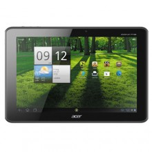 "Acer Iconia Tab  A700  10.1"" 32 GB Android Wi-Fi Tablet PC -  NVIDIA Tegra 3 T30S 1.3GHz - Black"