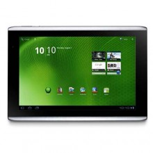 "Acer Iconia Tab A501-10S16u 10.1"" 16 GB Slate Android Tablet PC - AT&T - Wi-Fi - 3G - Silver"
