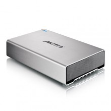 "Akitio SK-3501 Super-S3 USB 3.0 FireWire eSATA 3.5"" Portable Hard Drive Enclosure For Mac PC"