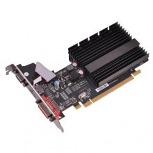 XFX HD-645X-ZQH2 Radeon HD 6450 1GB 64-bit DDR3 PCI Express 2.1 x16 Low Profile Ready Video Card