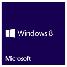 Microsoft WN7-00404 Windows 8 64-Bit Operating System Software - OEM