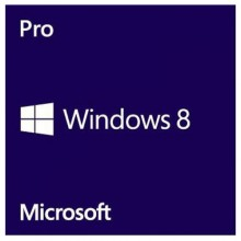 Microsoft FQC-05956 Windows 8 Pro 64-Bit Operating System Software - OEM