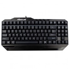 Nixeus MK-BN14 MODA Mechanical Keyboard - Brown Switch (Silent Tactile)