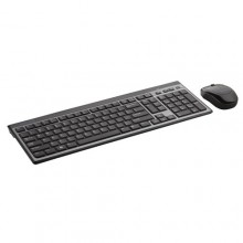 SMK-LINK VP6610 VersaPoint Wireless Slim Desktop Keyboard and Mouse