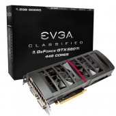 EVGA 012-P3-2068-KR GeForce GTX 560 Ti 1.25 GB 320-bit GDDR5 PCI Express 2.0 x16 SLI Support Video Card