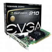 EVGA 01G-P3-1312-LR GeForce 210 1GB 64-bit DDR3 PCI Express 2.0 x16 Low Profile Video Card