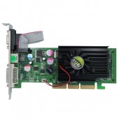 Axle3D Nvidia Geforce 6200 512MB DDR2 AGP 8x Video Graphic Card