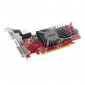ASUS EAH6450 Silent/DI/1GD3(LP) Radeon HD6450 1GB 64-bit DDR3 PCI Express 2.1 x16  Low Profile Video Card