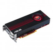 ASUS EAH6870 DC/2DI2S/1GD5 Radeon HD 6870 1GB 256-bit GDDR5 PCI Express 2.1 x16 HDCP Ready CrossFireX Support Video Card with Eyefinity