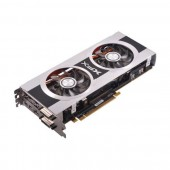 XFX FX-787A-CDFC Radeon HD 7870 2GB 256-bit GDDR5 PCI Express 3.0 x16 CrossFireX Support Video Card