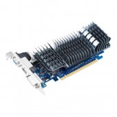 ASUS GT520-1GD3-CSM GeForce GT 520 1GB 64-bit GDDR3 PCI Express 2.0 x16 Low Profile Video Card