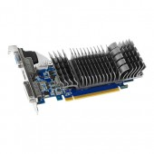 ASUS GT610-SL-1GD3-L GeForce GT 610 1GB 64-bit DDR3 PCI Express 2.0 x16 Low Profile Ready Video Card