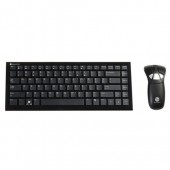 Gyration GYM1100CKNA Air Mouse GO Plus Combo with Compact Keyboard