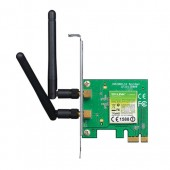 TP-LINK TL-WN881ND IEEE 802.11b/g/n Wireless N PCI Express Adapter Up to 300Mbps