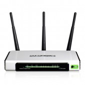 TP-LINK TL-WR1043ND Ultimate Wireless N Gigabit Router Up to 300Mbps - 4x 10/100/1000Mbps
